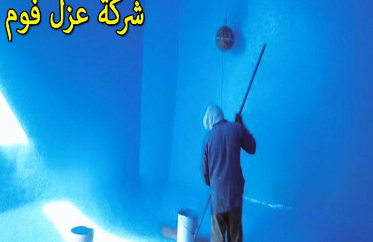 شركة عزل الخزانات بنجران